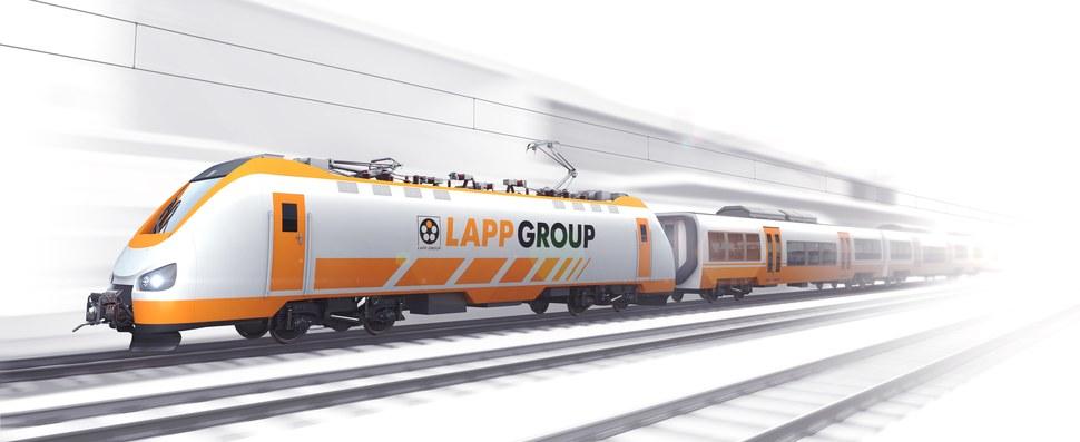 Mantelmaterial für Schienenverkehr